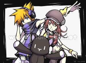 Neku_and_Shiki_by_c2lan