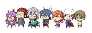 Devil Survivor Buddies